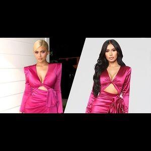Kylie Jenner Birthday Dress - Fashion Nova